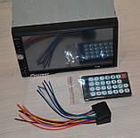 НОВА автомагнітола Pioneer 7012, 2DIN, BT, SD, USB,AUX,Fm+ПУЛЬТ Корея!, фото 6