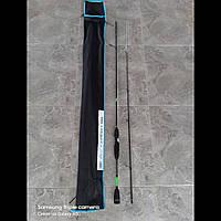 Спиннинговое удилище Kaida (Weida) Legend 2.10 м 1-7 грамм, фото 1