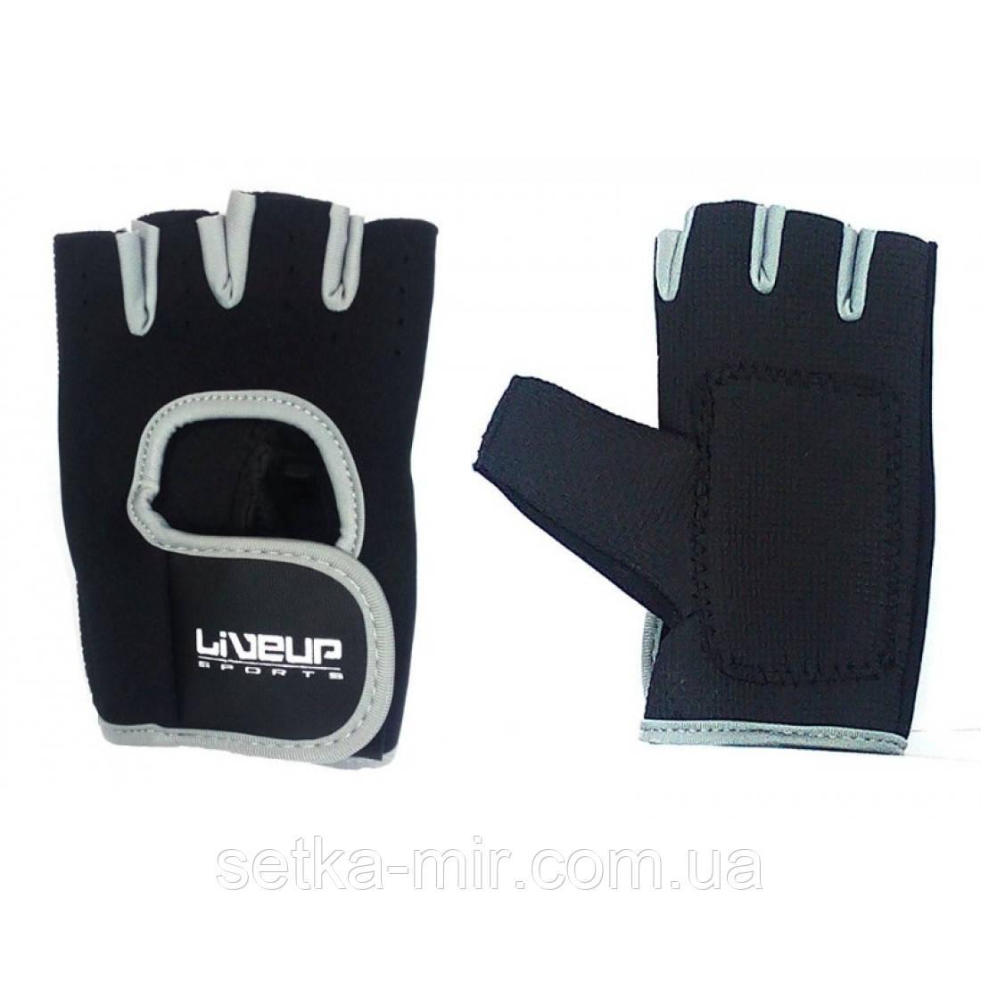 Перчатки для тренировки LiveUp Training Gloves LXL
