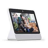 """Facebook Portal 10"""" экран, 10-Вт динамик, голосовое управление, Smart Камера, голосовой помощник Amazon Alexa, фото 1"""
