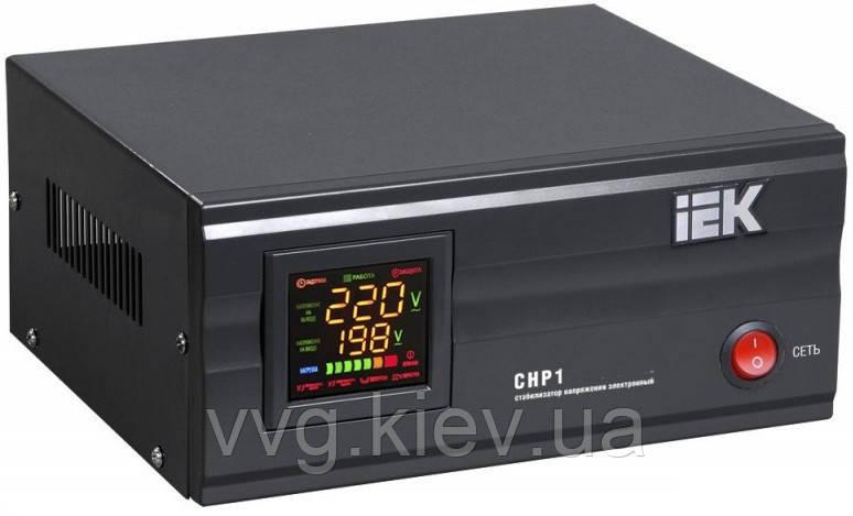 Стабилизатор напряжения СНР1-1- 1 кВА электронный стационарный IEK