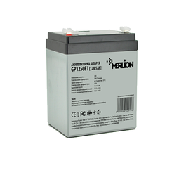 Аккумуляторная батарея  MERLION AGM GP1250F1