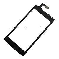 Оригинальный Prestigio MultiPhone Pap4500 Duo black тачскрин, сенсор, cенсорное стекло