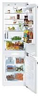 Встраиваемый холодильник с морозилкой Liebherr ICN 3366 Premium