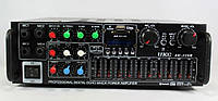 Усилитель звука UKC AMP AV-326BT для акустики, фото 1