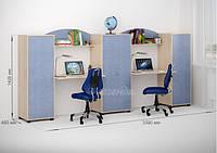 Детская комната для двоих ДКР 403, фото 1