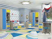 Дитяча кімната КДМ 35