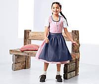 Дирндль для девочки Tchibo Германия чистый размер рост 122-128