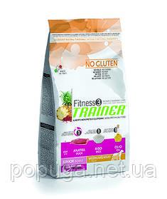 Trainer Fitness3 Puppy&Junior Medium&Maxi - корм для щенков средних и крупных пород, 3 кг