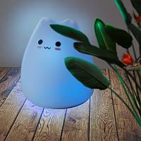 Детский ночник сенсорный светильник Light Cat 150039