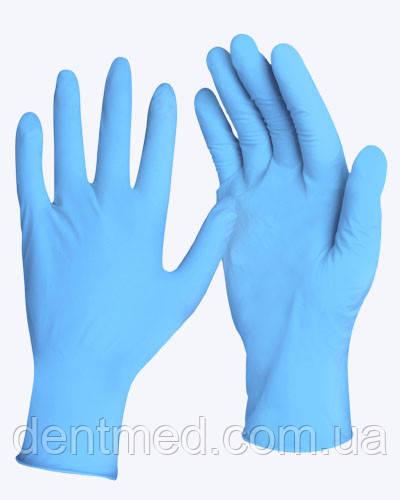 Перчатки нитриловые SafeTouch Advanced Slim 100шт. NaviStom