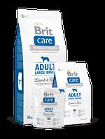 Корм Brit Care Adult Large Breed Lamb & Rice  (для собак весом от 25 кг)