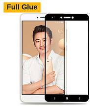 Защитное стекло Optima 3D Full Glue для Xiaomi Redmi Note 4x Black