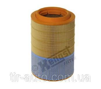 Фильтр воздушный с ножками на DAF CF, CF 65, CF 85 ( HENGST ) E541L02