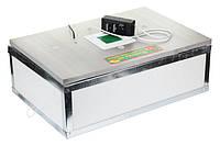 Инкубатор для яиц Наседка ИБМ-70 яиц с механическим переворотом, края усилены металлом, фото 1