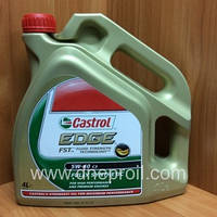 Моторное масло Castrol EDGE FST 5W-40 4 л.