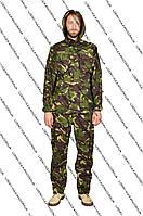 Камуфляжный военный костюм Британия рип стоп с отстегивающимися рукавами