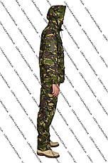 Камуфляжный военный костюм Британия рип стоп, фото 2