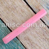 Полимерная глина Пластишка, №0205 светло розовый флуоресцентный, 17 г / Полімерна глина Пластішка, №0205 рожев