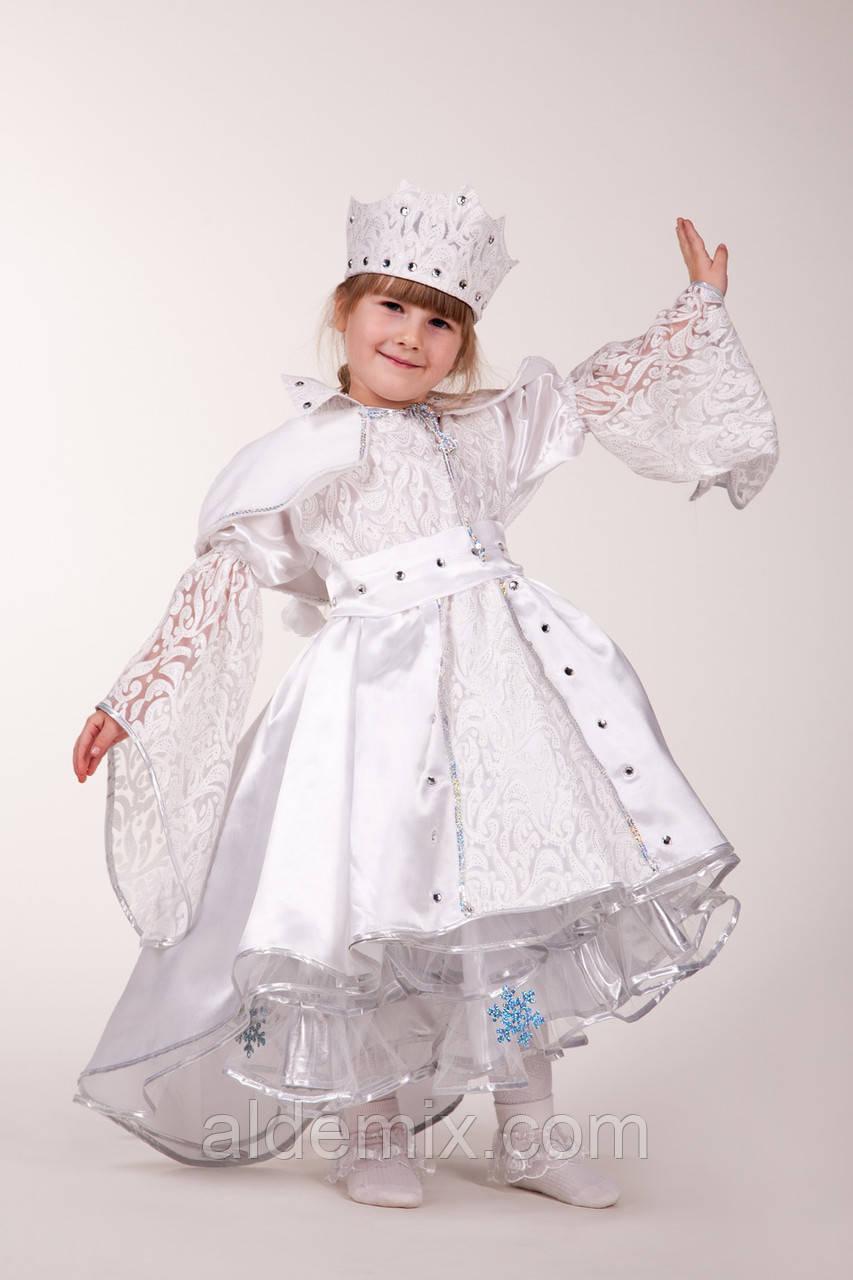 """Детский карнавальный костюм """"Зимушка-зима"""" - photo#48"""
