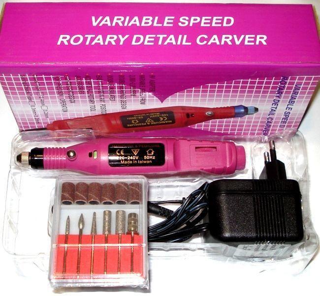 Аппарат Variable Speed Rotary Detail Carver - фрезер для маникюра и педикюра