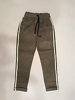 Теплые штанишки для девочек (120-160), фото 1