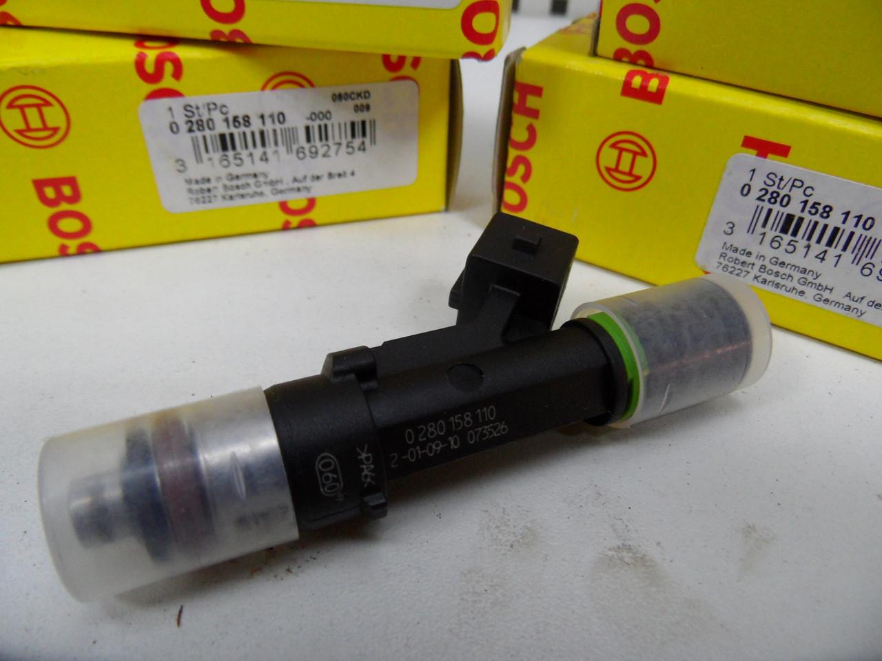 Форсунка бензиновая Bosch ВАЗ 0280158110, 0 280 158 110, 0280150996, 0 280 150 996,