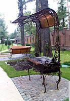 Кованый мангал в Украине