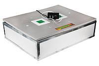 Інкубатор для яєць Квочка ІБМ-140 з механічним переворотом, вологоміром і цифровим терморегулятором, фото 1
