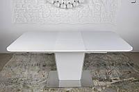 Стол обеденный Nicolas SAN FRANCISCO 120/160х80х76 см белый