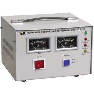 Стабилизаторы сервоприводные (электро-механические)