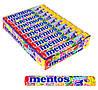 Жевательные конфеты с фруктовым вкусом Mentos Rainbow 37,5г