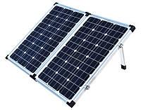Солнечная панель монокристалл 2F 80W 18V