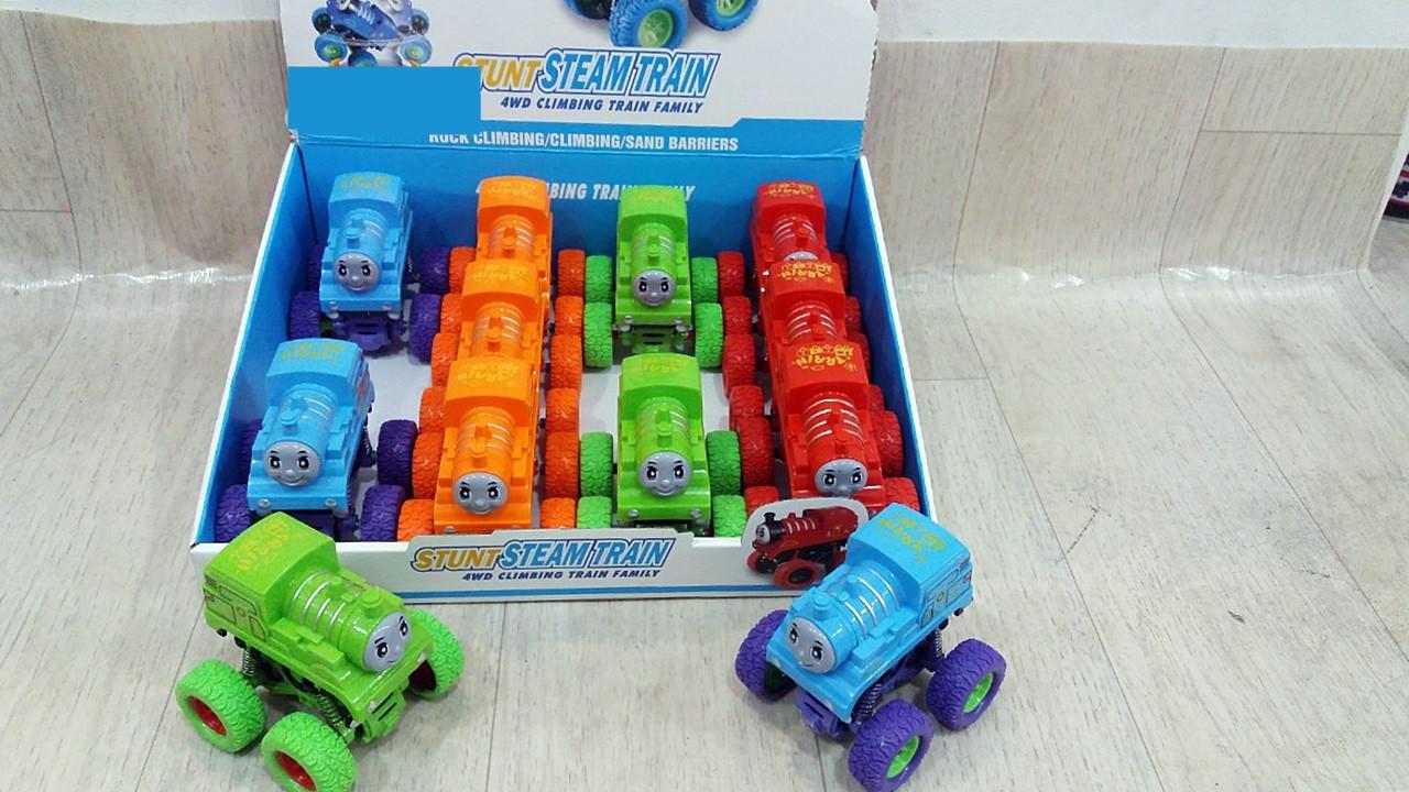 Инерционные паровозики Томас