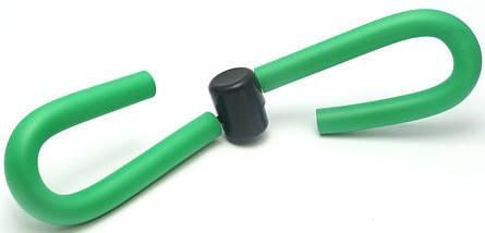 Эспандер Бабочка, эффективный тренажер. Зеленая (MS 0565), фото 2