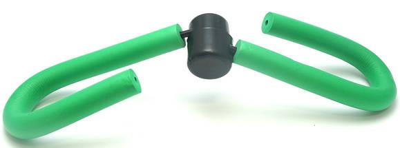 Эспандер Бабочка, эффективный тренажер. Зеленая (MS 0565), фото 3