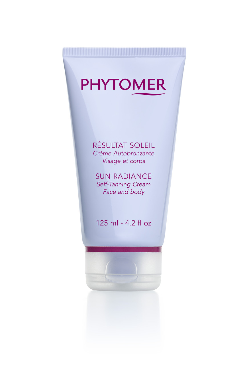 Крем-автозагар Phytomer Sun Radiance Self-Tanning Cream Face and Body