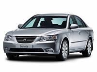 Брызговики Hyundai Sonata NF (2004-2009)