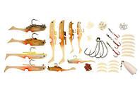 Набор снастей для рыбной ловли Mighty Bite