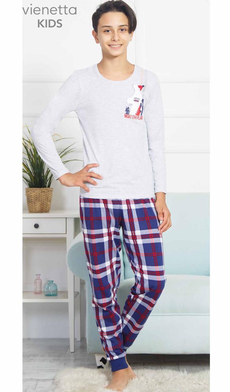 Пижамы для мальчиков Vienetta Secret на 9-10 лет: продажа ...
