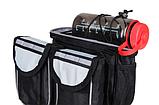 Велосипедная сумка на руль/раму, фото 4