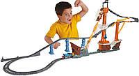 Томас и друзья моторизированный игровой набор Кораблекрушение. Fisher-Price Thomas TrackMaster