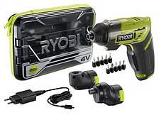 Аккумуляторная отвертка Ryobi ERGO 5133003411