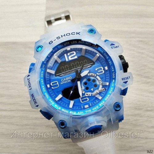 Часы Casio G-Shock GG-1000 White-Blue