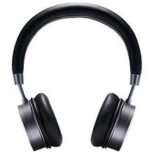Наушники гарнитура накладные Bluetooth Remax RB-520HB серый