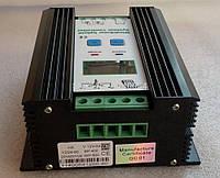 Гибридный MPPT контроллер заряда для ветрогенератора и солнечных панелей HX 1200 W, 80 A, 12/24 V, фото 1