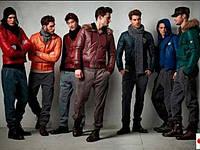Зимові чоловічі куртки і пуховики