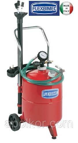 Установка для сбора отработанного масла 24 л. Flexbimec 3024
