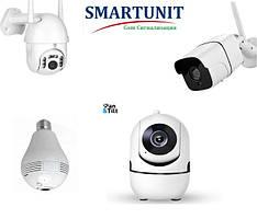 IP WiFi Камеры видеонаблюдения