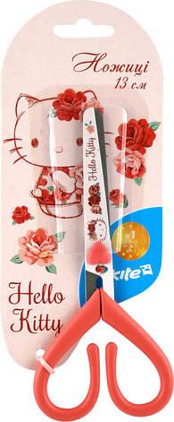 """Ножницы """"Hello Kitty"""" с рисунком на лезвии, 13 см, фото 2"""
